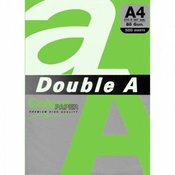Хартия Double A Parrot 15508, A4, 80 g/m2, 500 листа, зелена image