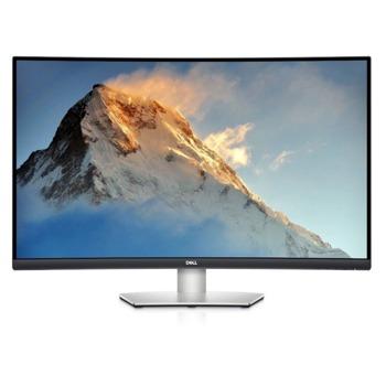 """Монитор Dell S3221QS_5Y, 32"""" (81.28 cm) VA панел, Ultra HD, 4ms, 300cd/m2, 2x HDMI, DisplayPort image"""