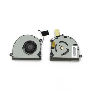 Вентилатор за лаптоп HP съвместим с Envy 14, 14-3000, 14-3100 Series image