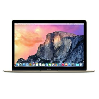 Apple MacBook 12 Gold MNYL2ZE/A product