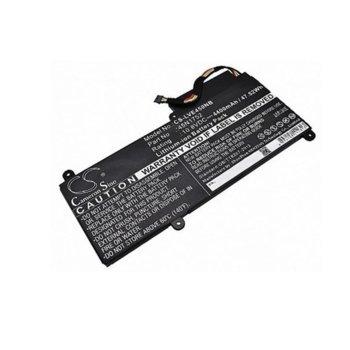 Батерия (заместител) за лаптоп Lenovo ThinkPad E450 E450c E455 E460 E460c 45N1755, 6-cell, 10.8V, 4200mAh image