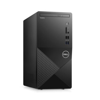 Настолен компютър Dell Vostro 3888 MT (N607VD3888EMEA01_2101_UBU_M), осемядрен Comet Lake Intel Core i7-10700F 2.9/4.8 GHz, nVidia GeForce GT 730 2GB GDDR5, 8GB DDR4, 512GB SSD, 4x USB 3.1, Windows 10 Pro image