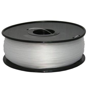 Консуматив за 3D принтер XYZprinting, ABS filament, 1.75mm, прозрачен, 600 g image