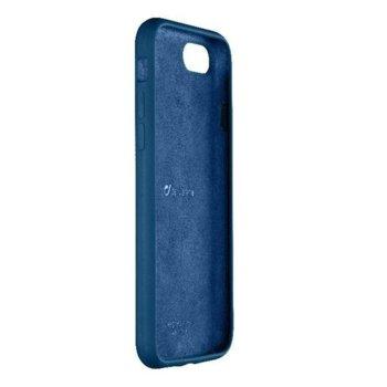 Луксозен калъф Sensation за iPhone 7/8 Blue product