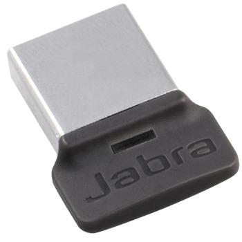 Адаптер Jabra Link 370 UC, USB, Bluetooth, черно image
