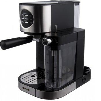 Еспресо кафе машина Аrielli KM-5009, 20 bar-a, черна image
