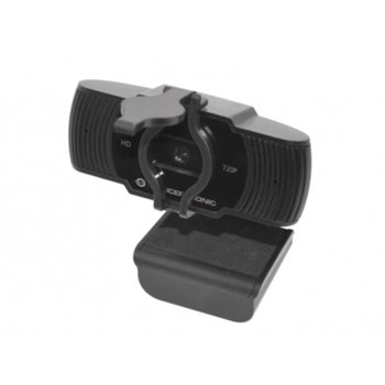 Уеб камера Conceptronic AMDIS04B, 1920x1080 / 30FPS, микрофон, USB, черна image