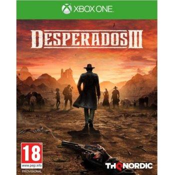 Игра за конзола Desperados III, за Xbox One image