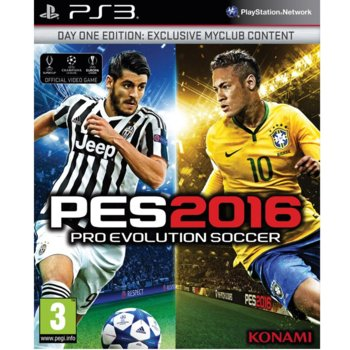 PES 2016 Day 1 Edition product