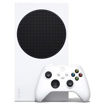 Конзола XBOX Series S, 512GB, бяла image
