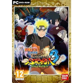 Naruto Shippuden: Ultimate Ninja Storm 3 Burst  product