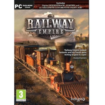 Railway Empire (PC) product