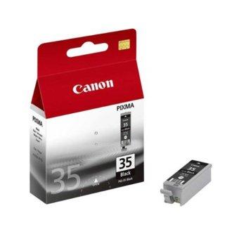 Касета за Canon Pixma ip100, ip110 - PGI-35 - Black - заб.:150k image
