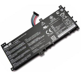 Батерия (оригинална) за лаптоп Asus, съвместима с ASUS A451L series/ K451L series/ R451L series/ S451L series/ V451L series/ VivoBook S451L series, 14.4V, 3200mAh image