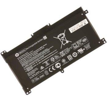 Батерия (оригинална) за лаптоп HP, съвместима с модели Pavilion x360 14-BAxxx, 11.55V, 3615mAh image
