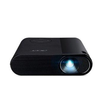 Проектор Acer C200, DLP, FWVGA (854 x 480), 3,500:1, 200 lm, HDMI, AUX image