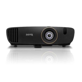 Проектор BenQ W2000+, DLP, 3D, Full HD (1920 x 1080), 15000:1, 2200 lm, HDMI, USB, RS232, D-Sub image