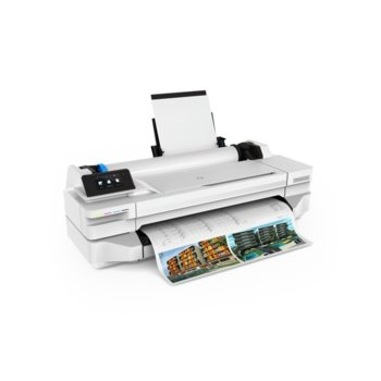 HP DesignJet T130 24-in 5ZY58A product