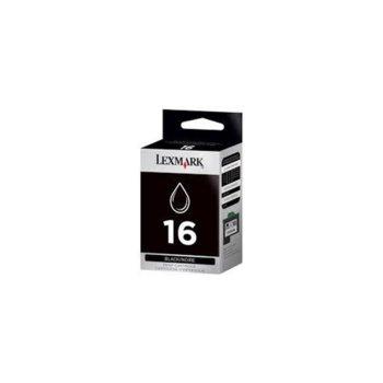 ГЛАВА LEXMARK ColorJetPrinter Z 13/23/33/615 - Black high yield - P№ 10N0016E /16/ - заб.: 410p image