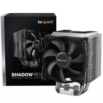 Охлаждане за процесор Be Quiet! Shadow Rock 3, съвместимост с Intel LGA 1150/1151/1155/1200/2011-3/2066 & AMD AM3+/AM4 image