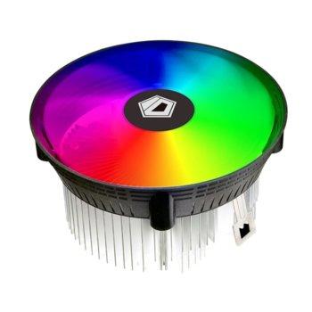Охлаждане за процесор ID-Cooling DK-03A-RGB-PWM, съвместимост със AMD AM4/FM2+/FM2/FM1/AM3+/AM3/AM2+/AM2 image