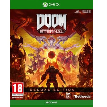 DOOM Eternal - Deluxe Edition Xbox One product