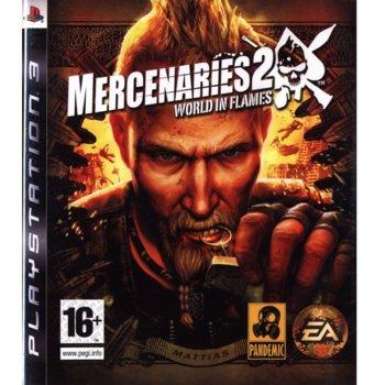 Mercenaries 2 World In Flames product