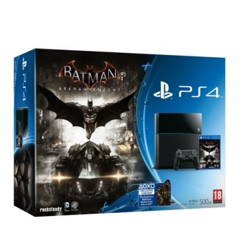 Sony PS 4 500GB Batman: Arkham Knight Standard product