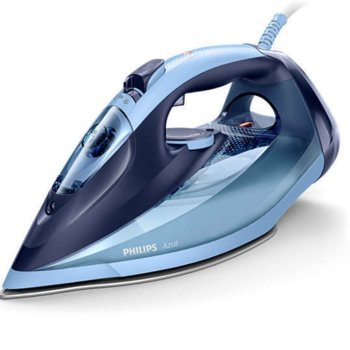 Ютия Philips GC4564/20, постоянна пара 50 г/мин, 2600 W, синя image