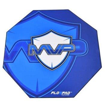 Постелка за под Florpad MVP (GAFM-029), 120cm x 120cm x 0.4cm, синя image