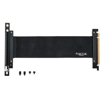 Екстендър Fractal Design Flex VRC-25, от PCI-E(м) към PCI-E(ж) image