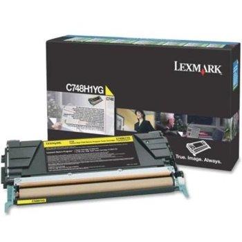 C74x Yellow Toner Cartridge High product