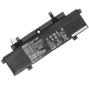 Батерия (оригинална) за лаптоп Asus, съвместима с модели CHROMEBOOK C300 C300MA B31N1346, 11.4V, 4200mAh image