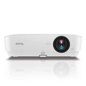 Проектор BenQ TW535 (9H.JJX77.34E), DLP, 3D Ready, WXGA (1280 x 800), 15000:1, 3600 lm, LAN, HDMI, VGA, USB, AUX image