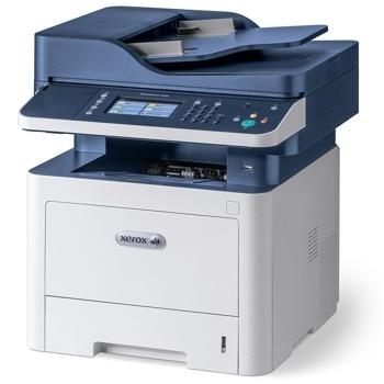 Мултифункционално лазерно устройство Xerox WorkCentre 3335/DNI, монохромен, принтер/копир/скенер/факс, 1200x1200, 33стр/мин, Lan, Wi-Fi, USB, A4 image