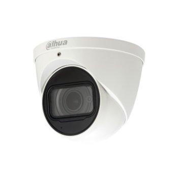 IP камера Dahua IPC-HDBW5831R-ZE-2712, куполни камери, 8Mpx (3840x2160@15fps), 2.7-12mm обектив, H.265+/H.265/H.264+/H.264, осветеност (до 50m), външна, IP67, RJ-45 image