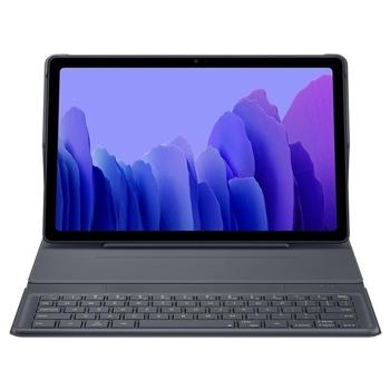 Клавиатура за таблет Samsung Galaxy Tab А7, сива image