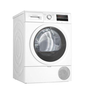Сушилня Bosch WTR85T00BY SER6, клас A++, 9кг. капацитет, свободностояща, AutoDry, 60 cm ширина, бяла image