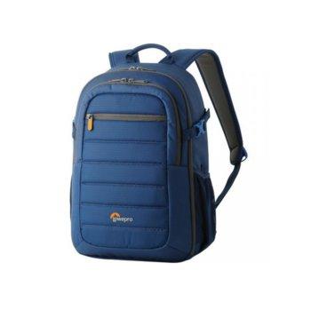 Чанта за фотоапарат Lowepro Tahoe BP 150 за SLR фотоапарати, полиестер, синя image
