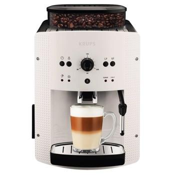 Автоматично еспресо машина Krups EA8105 Espresseria, бяла, 1450 W, 15 bar image