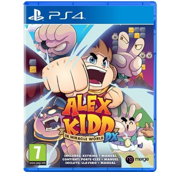 Игра за конзола Alex Kidd in Miracle World DX, за PS4 image