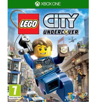 LEGO City Undercover product