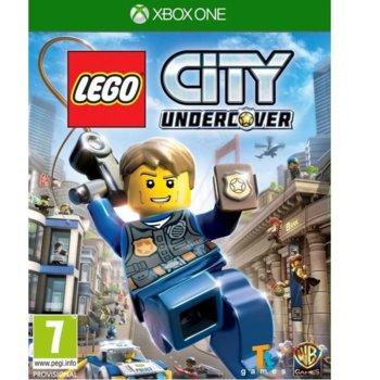 Игра за конзола LEGO City Undercover, за Xbox One image