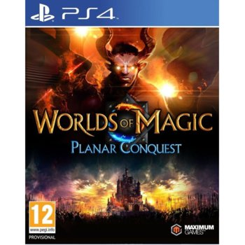 Worlds of Magic: Planar Conquest product