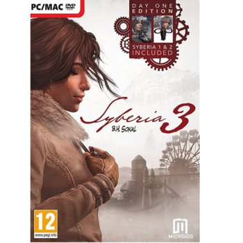 Игра Syberia 3 Day 1 Edition, за PC image