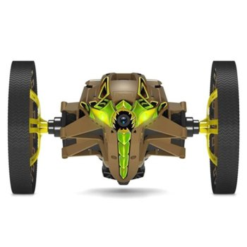 Parrot MiniDrones Jumping Sumo Robot Brown product