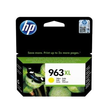 Глава за HP OfficeJet Pro 901x/902x, Yellow, - 3JA29AE - HP - Заб.: 1600 к image