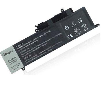 Батерия (заместител) за Лаптоп DELL Inspiron 11 3147 / 3148 Inspiron 13 7347 / 7359, 3-cell, 11.1V, 3880 mAh image