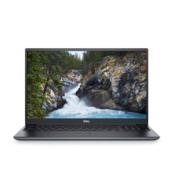 "Лаптоп Dell Vostro 5590 (N5105VN5590EMEA01_2005_UBU), четириядрен Comet Lake Intel Core i7-10510U 1.8/4.8 GHz, 15.6"" (39.62 cm) Full HD Anti-Glare Display & GF MX 250 2GB, (HDMI), 16GB DDR4, 512GB SSD, 1x USB 3.1 Type C, Linux image"