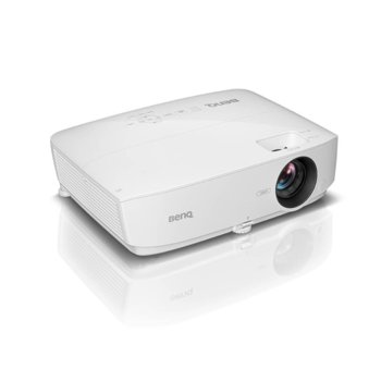 Проектор BenQ MH535, DLP, XGA (1920x1200), 15000:1, 3500 lm, 2x HDMI, VGA, USB, RS232 image